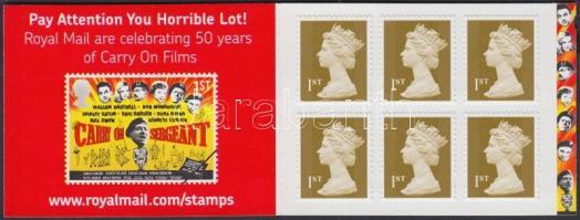 2008 Forgalmi: II. Erzsébet királynő bélyegfüzet Mi 2605