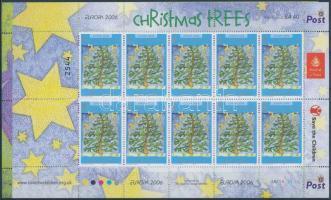 2006 Europa CEPT: Karácsony kisív sor Mi 1326 + 1328