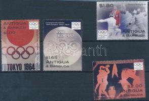 2004 Nyári olimpia, Athén sor Mi 4097-4100