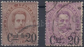1890 Mi 56-57