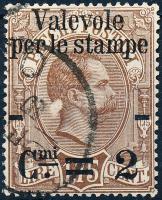 1890 Mi 66 (horzsolás / demaged)