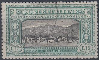 1923 Alessandro Manzoni Mi 189