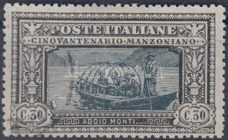 1923 Alessandro Manzoni Mi 190
