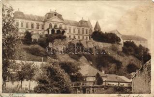 Veszprém, Püspöki palota (ázott sarok / wet corner)