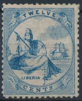 1864 Forgalmi bélyeg Mi 5 (foghibák)