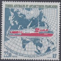 L'Astrolabe research vessel, L'Astrolabe kutatóhajó
