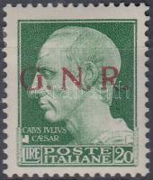 Tábori posta 1943 Forgalmi Mi 18 I
