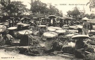 Tonkin, market