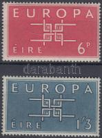 1963 Europa CEPT sor Mi 159-160