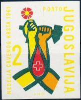 Compulsory surtax stamp Red Cross, Kényszerfelár Vöröskereszt