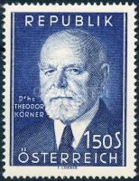 Theodor Körner, Theodor Körner