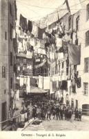 Genova, Truogoli di S. Brigida / street