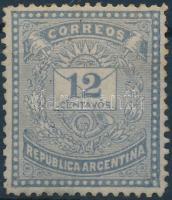 1882 Forgalmi Mi 42 A