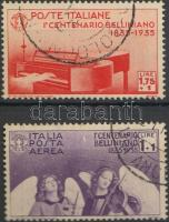 1935 Bellini Mi 536 + 541