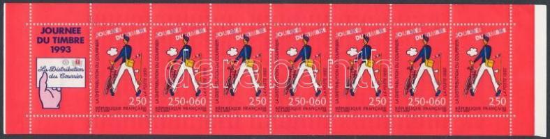 Day of stamp stamp-booklet, Bélyegnap bélyegfüzet