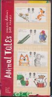 2006 Gyermek könyvek állat figurái 4 pár Mi 2366-2373 dísz csomagolásban