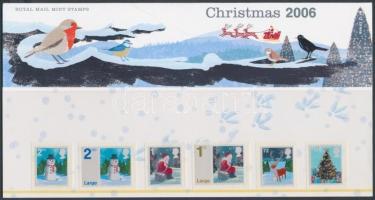 2006 Karácsony sor Mi 2463I-2468I díszcsomagolásban