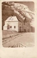Wisenegg - Obertauern church, Wisenegg - Obertauern templom