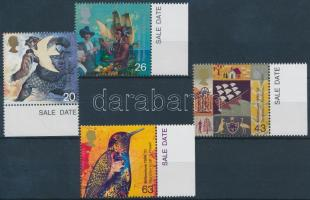 1999 Millennium (IV): Vándorlás ívszéli sor Mi 1797-1800