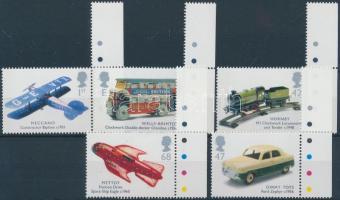 2003 Jármű modellek ívszéli sor Mi 2152-2156