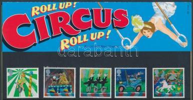 2002 Europa CEPT: Cirkusz sor Mi 2003-2007 díszcsomagolásban
