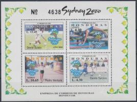 Nyári Olimpia, Sydney II blokk, Summer Olympics, Sydney II block