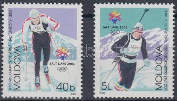 2002 Téli Olimpia, Salt Lake City sor Mi 421-422
