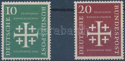 1956 Evangélikus nap sor Mi 235-236