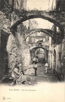 San Remo San Giuseppe street, folklore