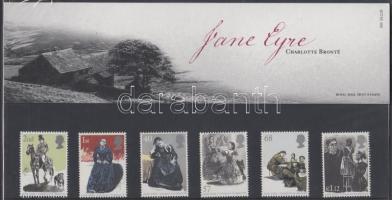2005 Charlotte Bronte sor Mi 2280-2285 díszcsomagolásban