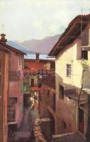 San Nazzaro, Lake Maggiore, Serie 190. Nr. 3265.