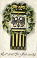 WWI Austrian flag, Első világháborús osztrák zászló