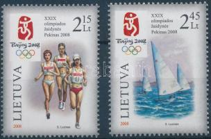 Beijing Olympics set, Pekingi olimpia sor