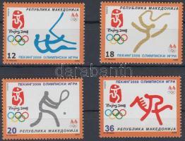 2008 Nyári Olimpia, Peking sor Mi 469-472