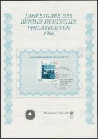 1996 Sporthilfe: 100 éves az Újkori Olimpia Mi ETB 18/1996