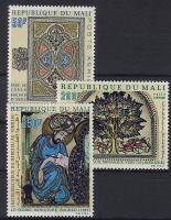 1970 Iszlám művészet Mi 242-244