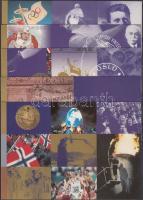 1998 Olimpiai Múzeum 10 klf díjjegyes légipostai levelezőlap