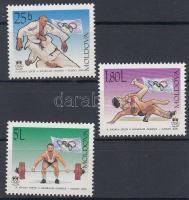 2000 Nyári olimpia, Sydney sor Mi 370-372