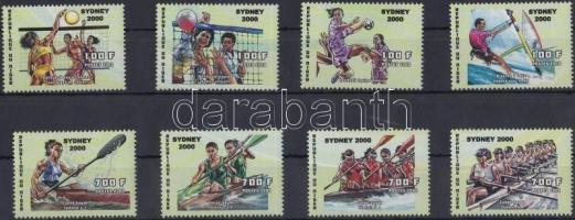 2000 Nyári Olimpiai Játékok, Sydney sor Mi 1765-1796