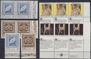 Human rights 12 diff. stamps, Emberi Jogok 12 db bélyeg