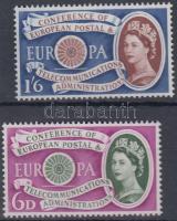 1960 Europa CEPT sor Mi 341-342