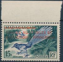 1955 Forgalmi bélyeg felülnyomással Mi 1
