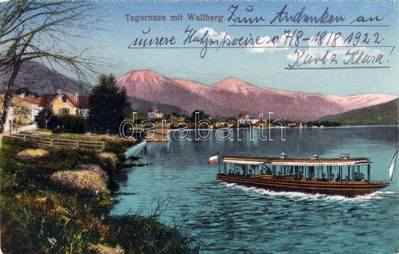 Tegernsee, Wallberg