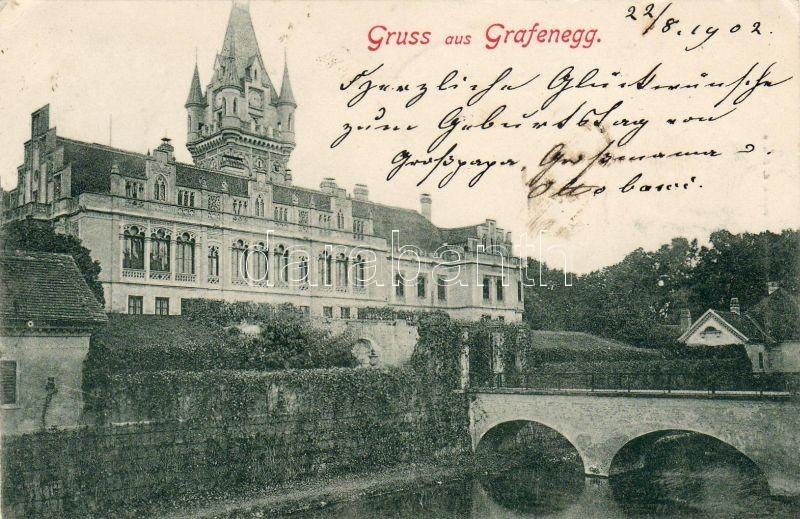 Grafenegg castle