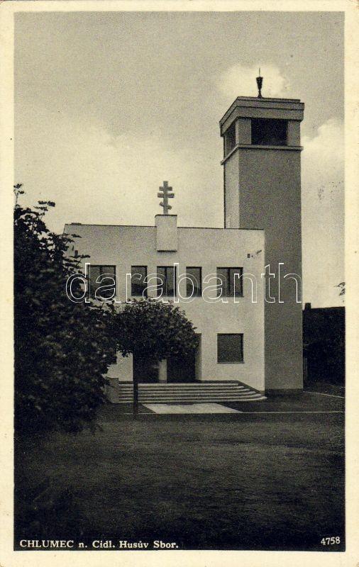 Chlumec nad Cidlinou, Husův sbor / Hussite Church