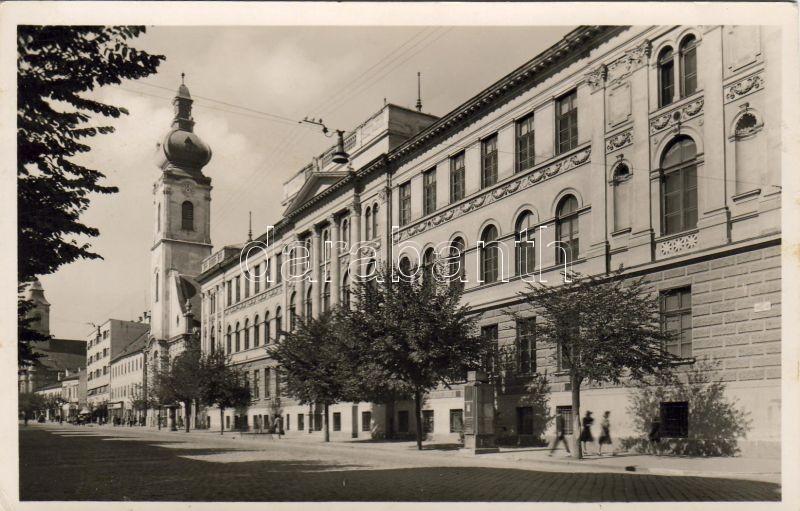 Kolozsvár, college, Kolozsvár, Unitárius kollégium