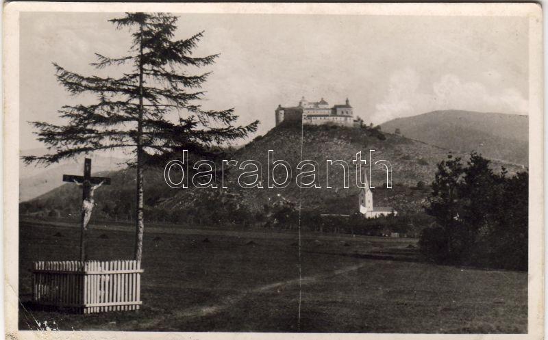 Krasznahorkaváralja, castle, church, Krasznahorkaváralja, vár, templom