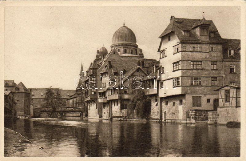 Nürnberg, Synagogue