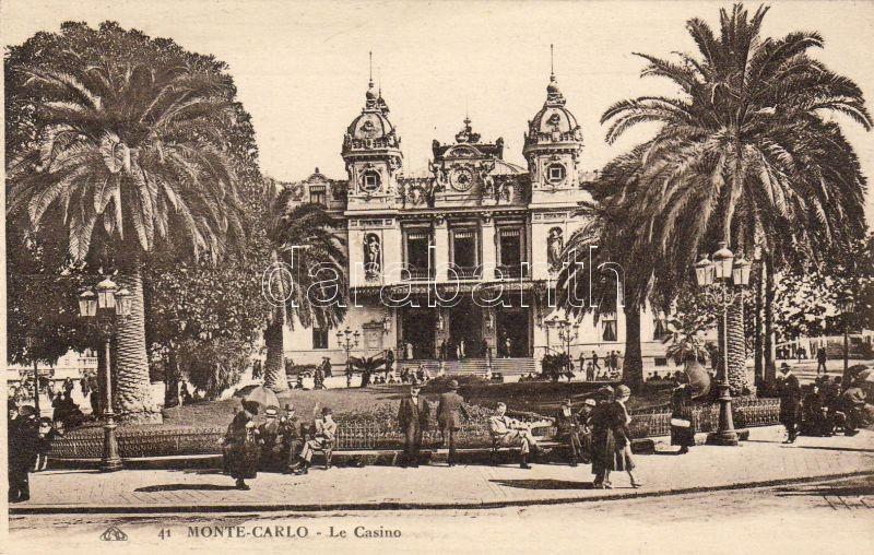 Monte Carlo, Le Casino