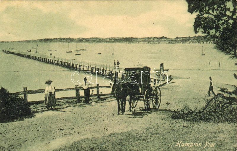 Hampton-on-Sea, Hampton Pier